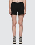 Calvin Klein Performance Logo Wb Wvn Shorts Picture