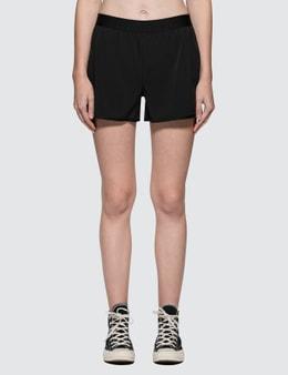 Calvin Klein Performance Logo Wb Wvn Shorts