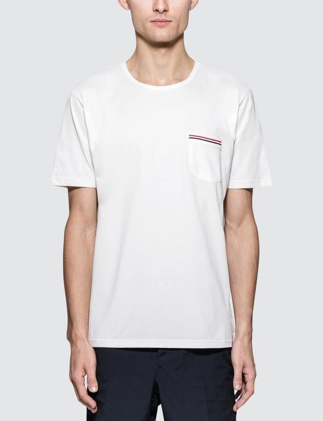 Thom Browne S/S Pocket T-Shirt