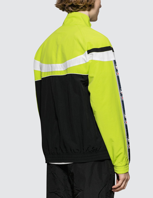 Champion Reverse Weave Side Taped Track Jacket