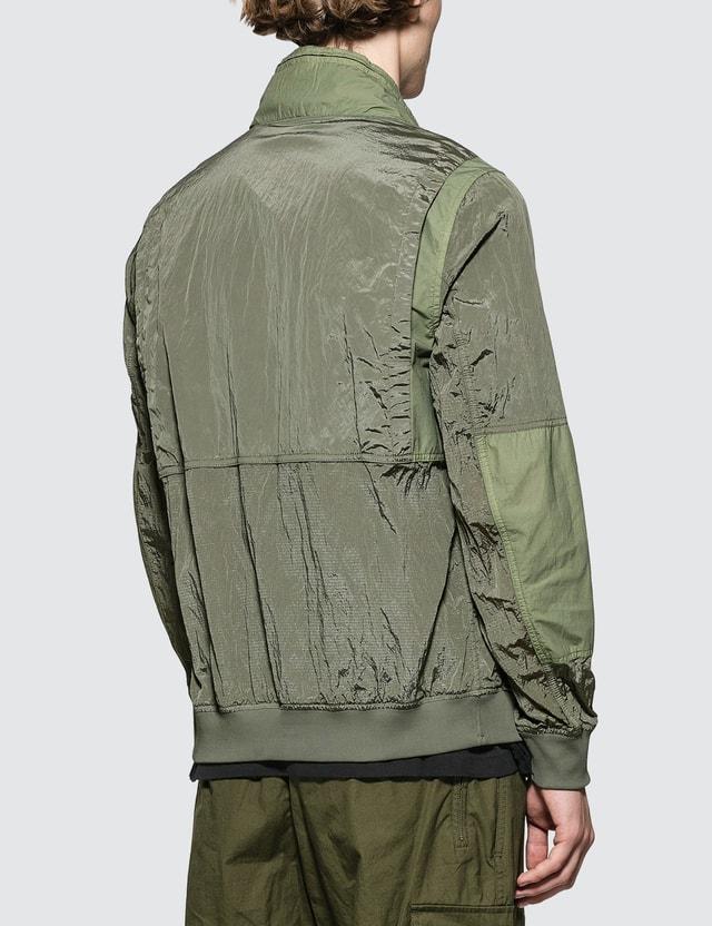Stone Island 2-Way Nylon Metal Watro Ripstop Jacket
