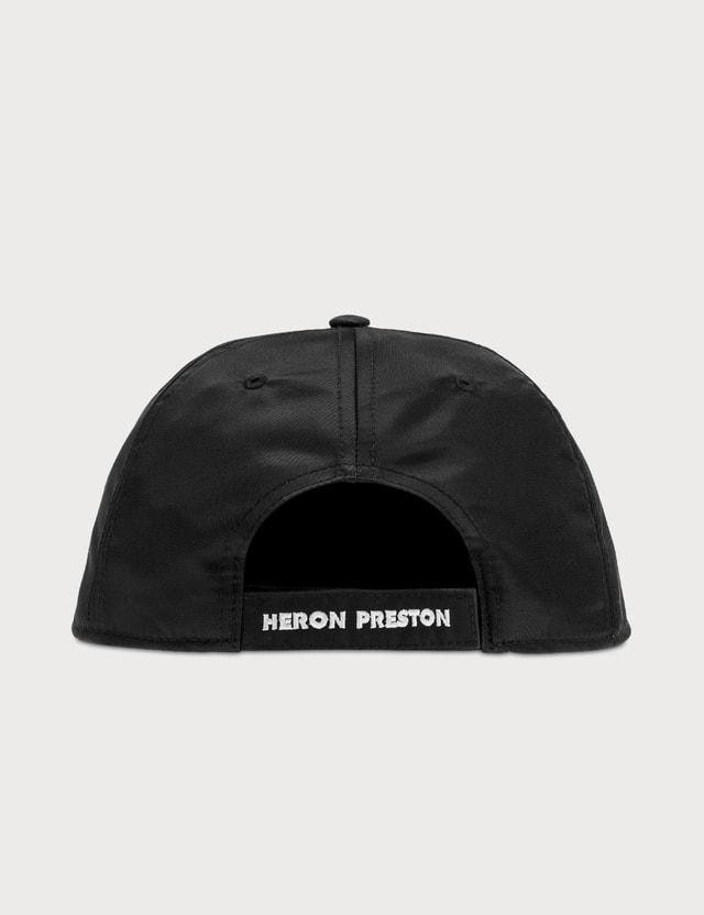 Heron Preston CTNMb Embroidered Baseball Nylon Cap
