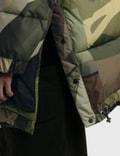 Sacai KAWS Print Blouson Camouflage Men