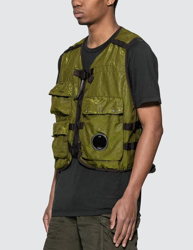 CP Company P.RI.S.M Garment Dyed Vest