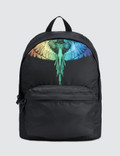 Marcelo Burlon Rainbow Wing Backpack Picture