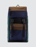 Marni Multicolor Functional Backpack Picutre