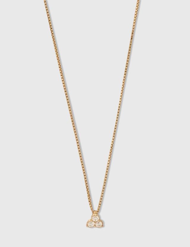 Bottega Veneta Cubic Necklace White Women