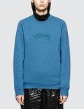 Stussy Smooth Stock Sweatshirt Picture