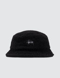 Stussy Sherpa Fleece Bucket Hat Picture
