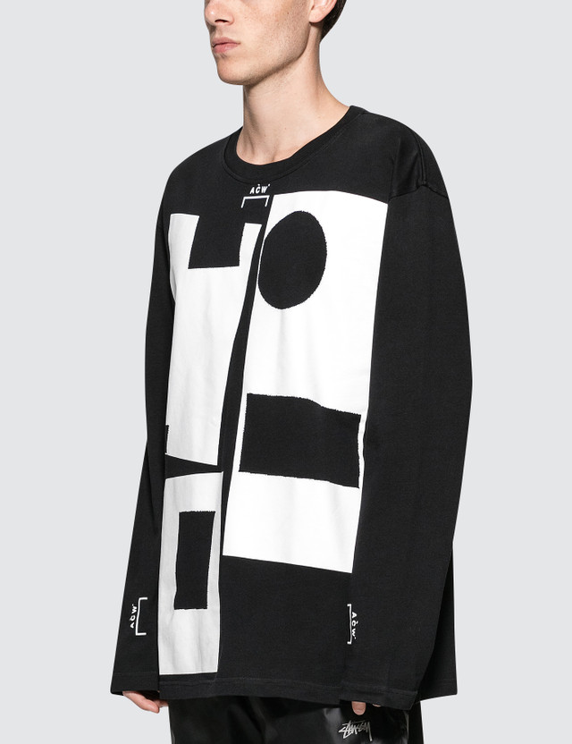 A-COLD-WALL* ACW Shape L/S T-Shirt