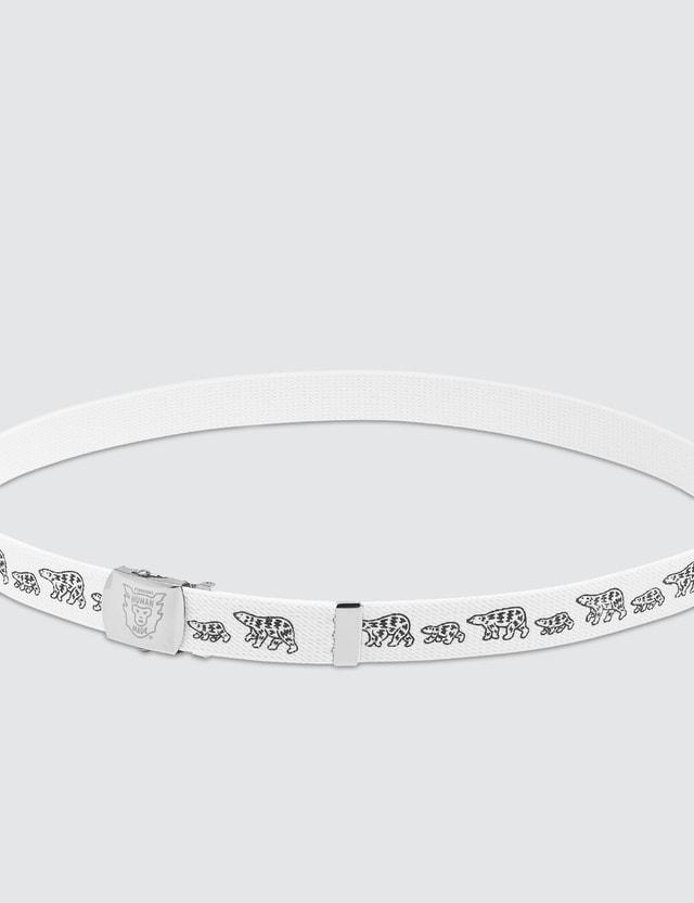 Human Made Web Belt