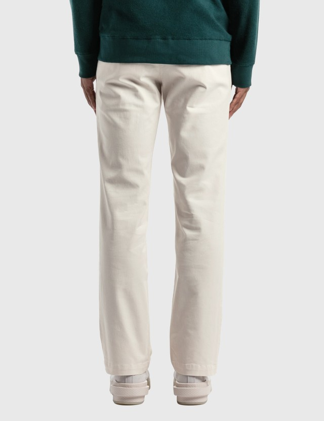 Victoria Garment Dyed Chinos Natural Men