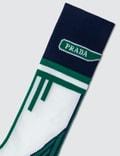 Prada Technical Socks