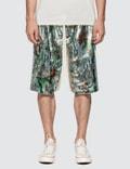 Loewe Paula Mermaid Sequins Shorts Picture