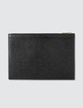 Thom Browne Small Zipper Tablet Holder (29.5 x 20cm)