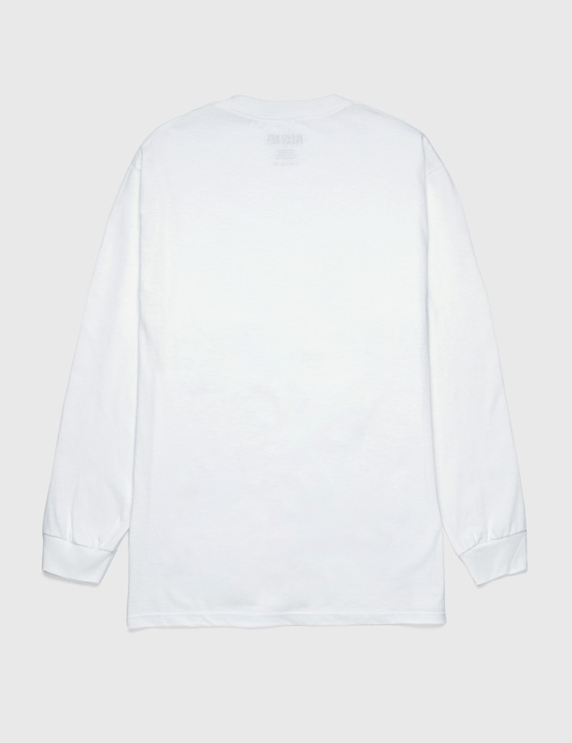 Pleasures Eazy Long Sleeve T-Shirt White Men