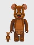 Medicom Toy Be@rbrick Jerry Flocky 100% & 400% Picutre