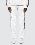 Champion Reverse Weave Track Pants with Snap Buttons Picture