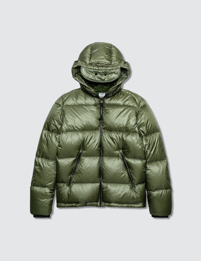 CP Company Medium Jacket (Small Kid) Pesto Kids
