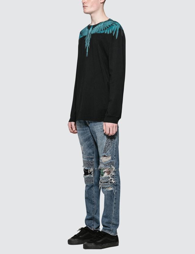 Marcelo Burlon Wings L/S T-shirt