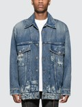 Faith Connexion DSTR Denim OV Jacket Picutre