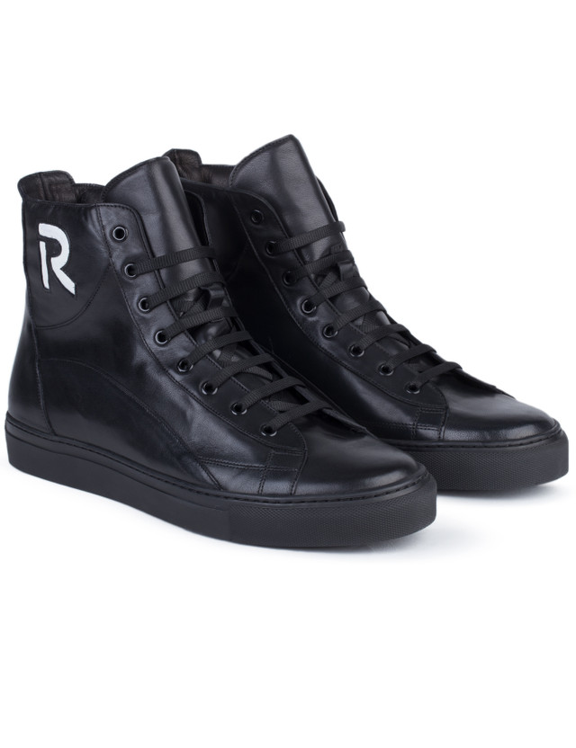 Raf Simons Sneakers With Contrast R Logo