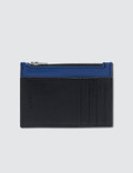 Ami Leather Zipped Cardholder Picture
