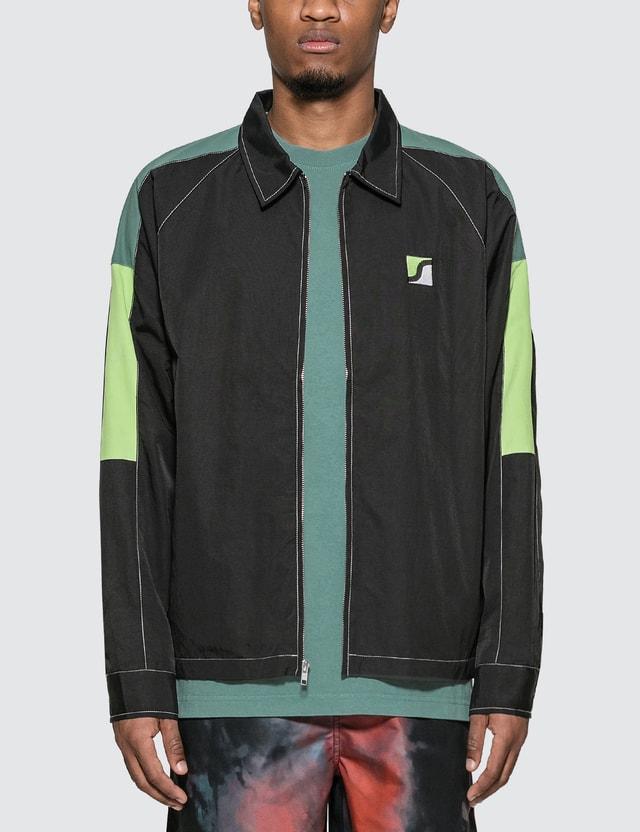 Stussy Panel Zip Jacket