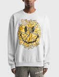Chinatown Market Smiley Glass Sweatshirt Picutre