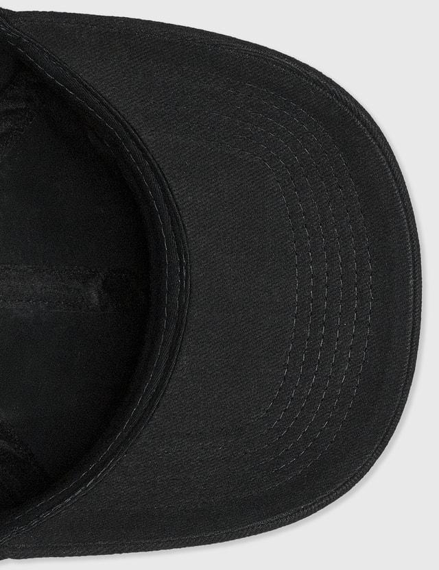 Random Identities Embroidered Logo Cap Black/bronze Men