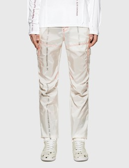 KANGHYUK Readymade Airbag Six Pocket Trouser