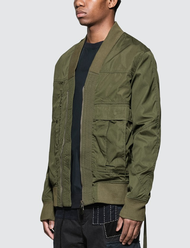 Maharishi Reclaimed US Army Cotton Jacket