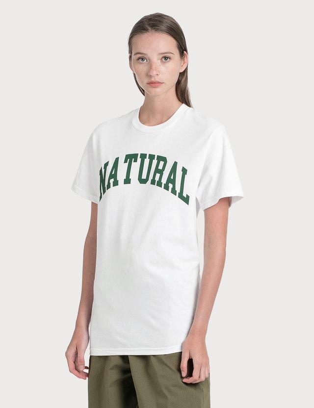 Peace & Quiet Natural T-Shirt