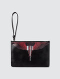 Marcelo Burlon Wings Barcode Bag Picture