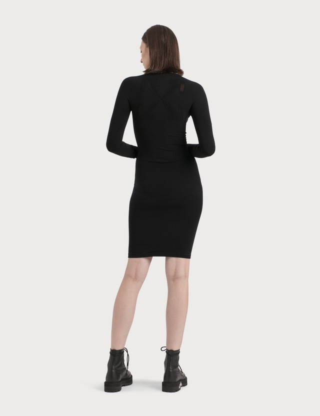 Off-White Active Seamless Dress