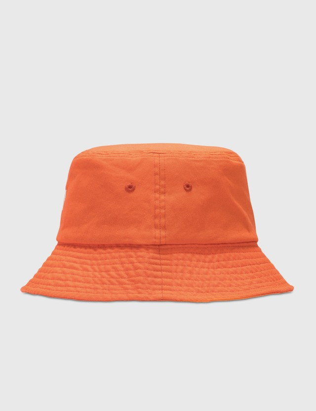 Stussy Stock Bucket Hat Coral Women