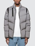 Moncler Reflective Nylon Down Jacket Picture