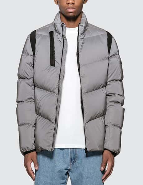 몽클레어 Moncler Reflective Nylon Down Jacket