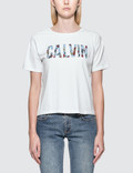 Calvin Klein Jeans Tecara Floral S/S T-Shirt Picture