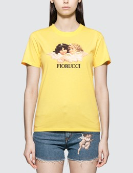Fiorucci Fiorucci Vintage Angels T-shirt