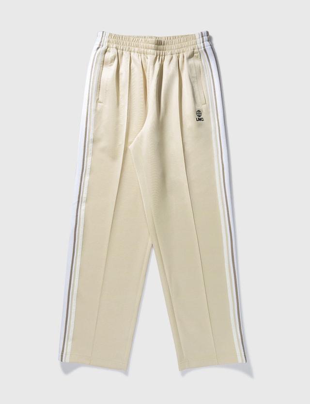 LMC Side Striped Jersey Pants Beige Men
