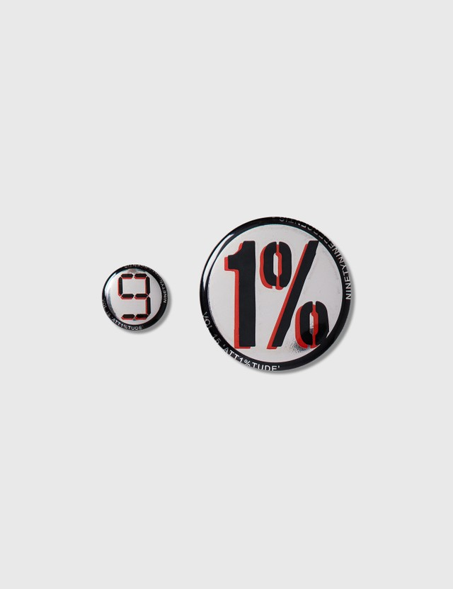 99%IS- 99% Badge
