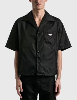 Prada Pocket Nylon Shirt