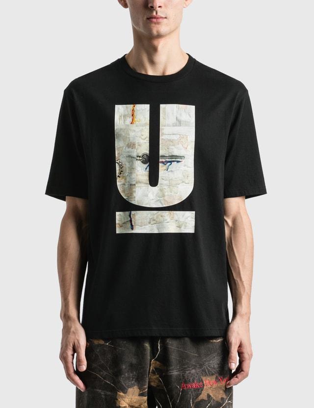 Undercover U Scab 30th Anniversary T-Shirt Black Unisex