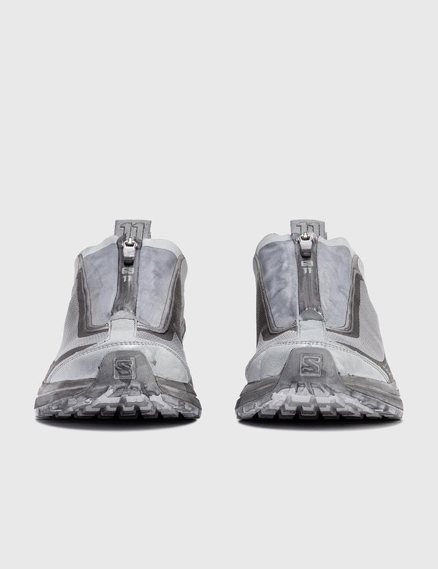 11 By Boris Bidjan Saberi 11 by Boris Bidjan Saberi x Salomon Bamba 2 Low Light Grey 007 - Object Dye Men