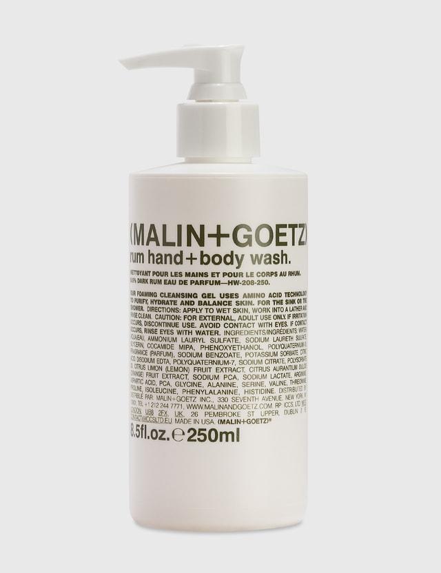 Malin + Goetz Rum Hand + Body Wash N/a Unisex