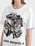 MM6 Maison Margiela Rose Print T-Shirt