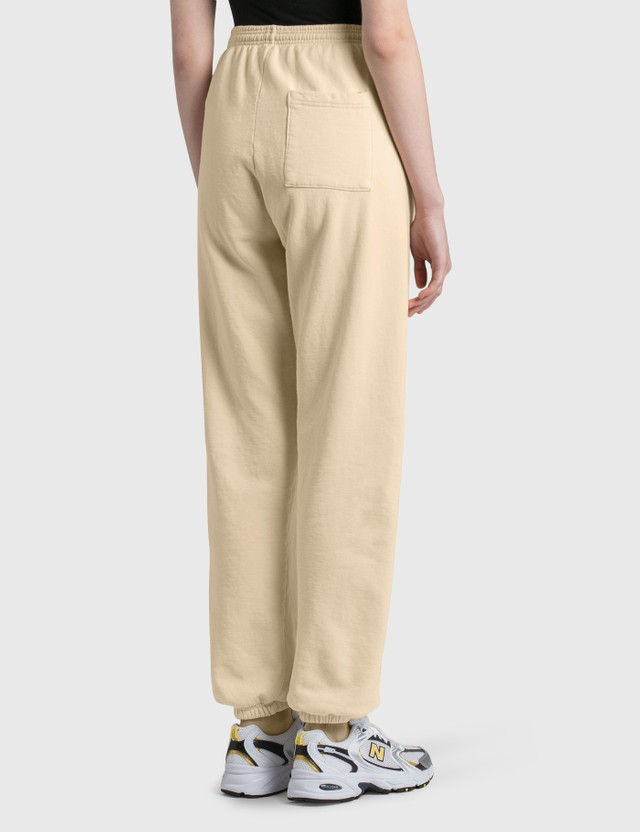 Sporty & Rich SRHWC Sweatpants Beige/black Women