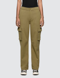 Stussy Bix Fleece Cargo Pants Picture