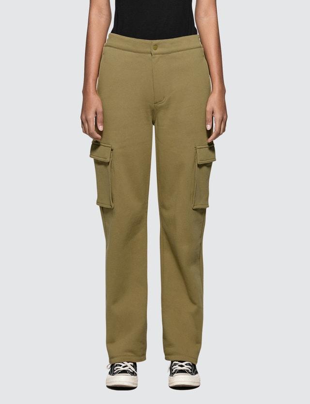 Stussy Bix Fleece Cargo Pants